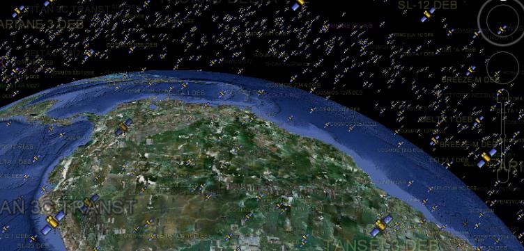 ver satelites